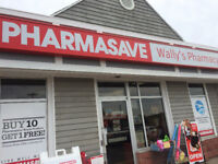 Pharmacy assistant/front shop help