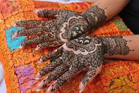 Henna/Mehendi