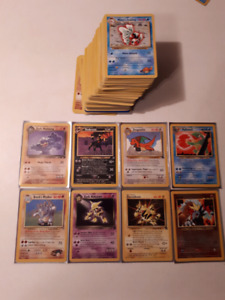 Older pokemon cards
