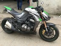 Kawasaki ZR 1000 FEFA SPECIAL EDIT