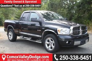 2008 Dodge Ram 1500 Laramie VALUE PRICED & SAFETY INSPECTION...