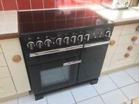 Rangemaster DL90 induction cooker