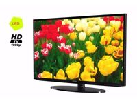 "Samsung 32"" inch LED LCD 1080p HD TV with built in Freeview HD + USB Media Player + 2x HDMI -Bargain"