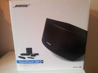 Bose Sound Touch 220 Brand new, Sealed !