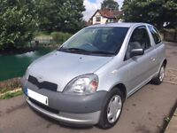Toyota Yaris 1.0 16v VVTi GS Cheap first car low mileage