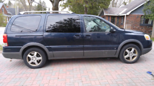 2006 Pontiac Montana As Is