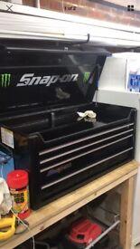 Snap on 40inch black tool box
