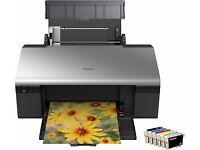 Epson Stylus Photo Printer R285 - good condition