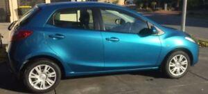 2011 Mazda Mazda2 Hatchback