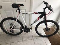 Nearly new Apollo Evade Mens Mountain Bike & accessories