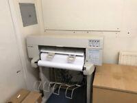 HP Design Jet 450c A1 Printer