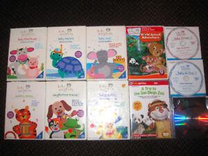 Baby Einstein DVDs!