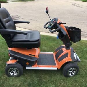 Golden Patriot Luxury Mobility Scooter