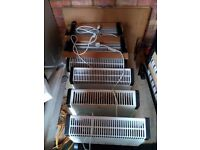 SIX AS NEW CONVECTOR HEATERS