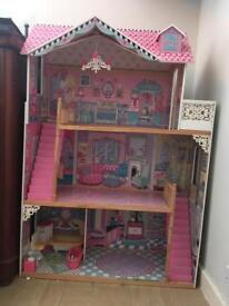 Kidkraft Annabelle dolls house.