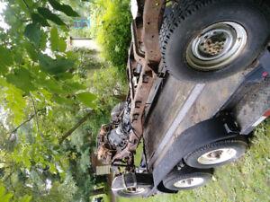 3/4 Ton Dodge Chassis