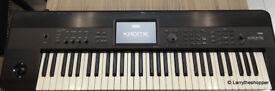 KORG Krome 61 Key Music Workstation Keyboard Synthesizer - Immaculate Condition, Hardly Used, Boxed