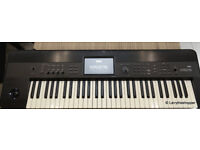 KORG Krome 61 Key Music Workstation Keyboard Synthesizer - Immaculate Condition, Hardly Used, Boxed