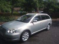 Toyota avensis d4d t3-s, super reliable and clean
