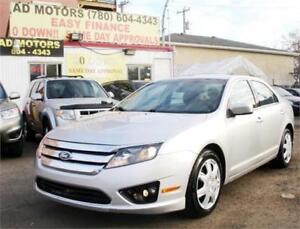 """SALE PRICE"" 2011 FORD FUSION SE SUNROOF AUTO-100% FINANCING!!"