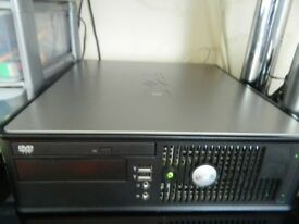PC Dell Optiplex WIN10/QuadCore/8GBRam/500GBHD/HDMI/2GB AMD RadeonHD 6570/GAMING