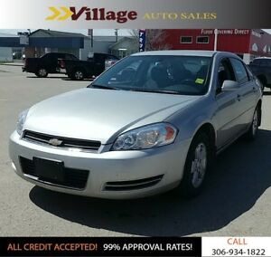 2007 Chevrolet Impala LT Digital Audio Input, OnStar, Acciden...