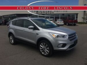 2017 Ford Escape FORD EMPLOYEE PRICING, TOP OF THE LINE TITANIUM