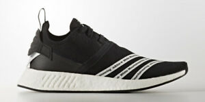 "ADIDAS NMD R2 ""WHITE MOUNTAINEERING"" SIZE 9 *DEADSTOCK*"