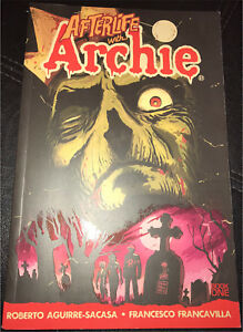 AFTERLIFE WITH ARCHIE VOLUME #1 Comics Trade TPB