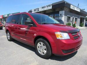 2009 Dodge Grand Caravan SE Stow & Go Flex Fuel