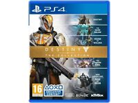 PS4 Destiny The Collection (Key not used)
