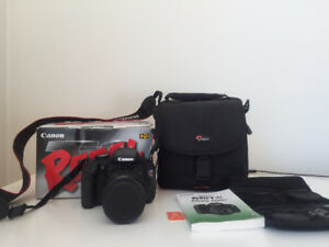 Canon T3i full kit