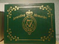 ARRESTING MEMORIES - ROYAL ULSTER CONSTABULARY BOOK