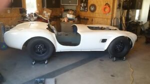 1966 AC Cobra 427 project