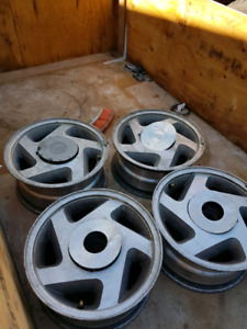 Ford explorer rims and caps