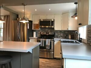 MONCTON FURNISHED HOUSE - WEEKLY RENTAL