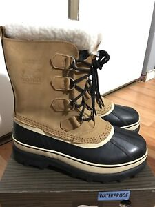 SOREL MEN's CARIBOU BUFF (brand new / no tag) $120