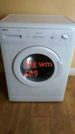 beko 5kg white washing machine free delivery in Coventry
