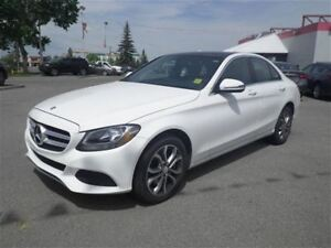 2016 Mercedes-Benz C-Class PRM Package | NAV | Loaded | Backup C