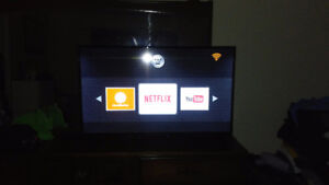 40 Inch WIFI Enabled Smart Tv