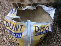 Sharp Sand 1 ton bag - Sole Street