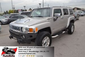 2006 Hummer H3 4X4 NO ACCIDENT
