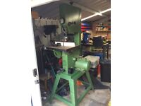 Multico Pro-Mex bandsaw in good used condition