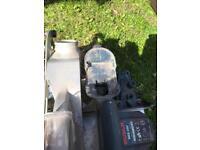 Bosch 24v cordless chop saw