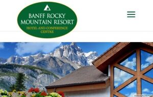 Banff Rocky Mountain Resort - Timeshare week