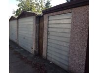 Three adjacent garages for sale as one lot on a freehold plot. Beckenham Kent BR3 4DX
