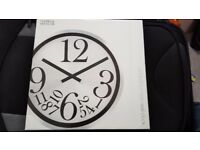 Marks and Spencer Wall Clock *New*
