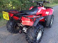 HONDA TRX 250 FOURTRAX ROAD LEGAL FARM QUAD ATV 420 350 300 250
