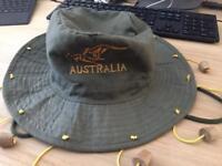 Australia sun hat corks