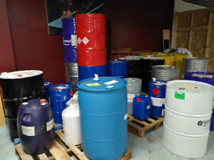 METAL BARRELS (Food Grade)